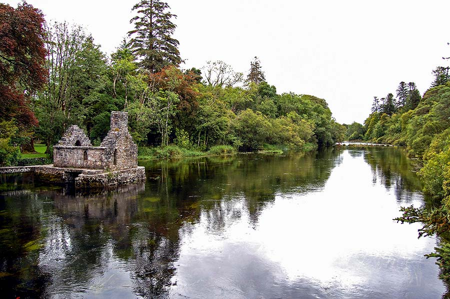 Monks Fishing House, Cong, Co Mayo